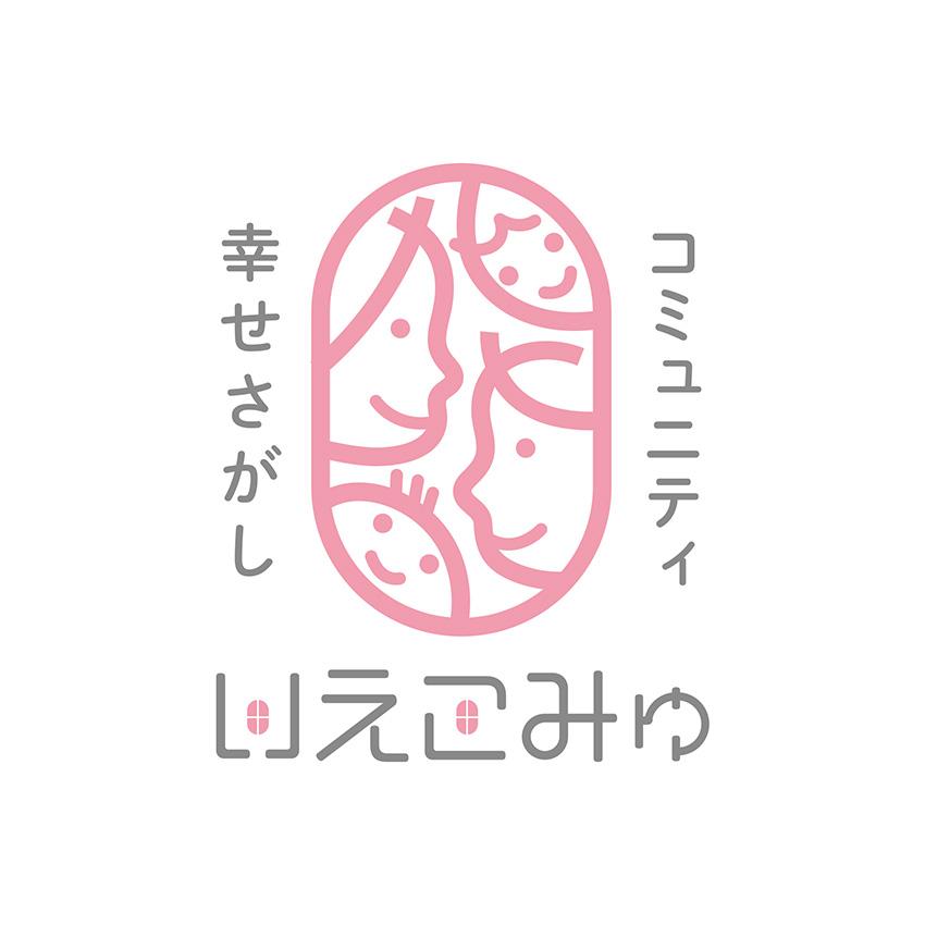いえこみゅ様ロゴ